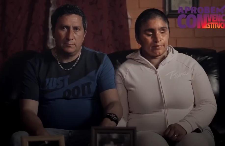 Plebiscito por una Nueva Constitución: Capítulo final de la franja social de Apruebo Chile Digno