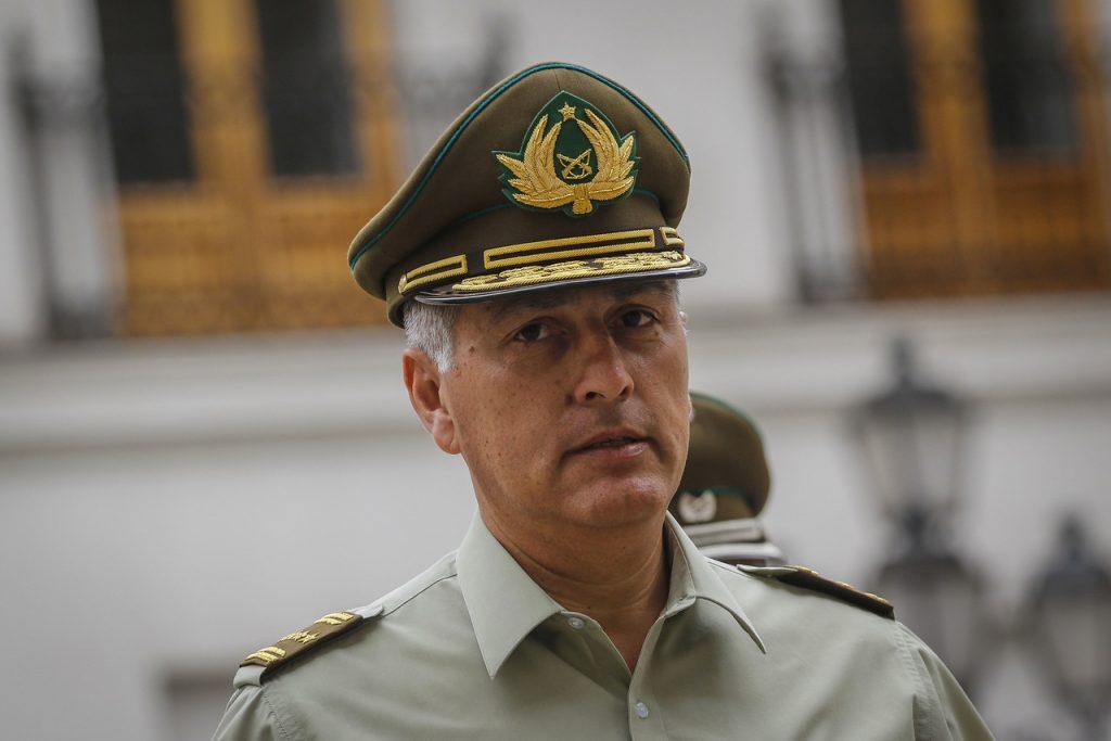 Rozas declarará como imputado ante la Fiscalía por crímenes de lesa humanidad registrados desde el 18-O