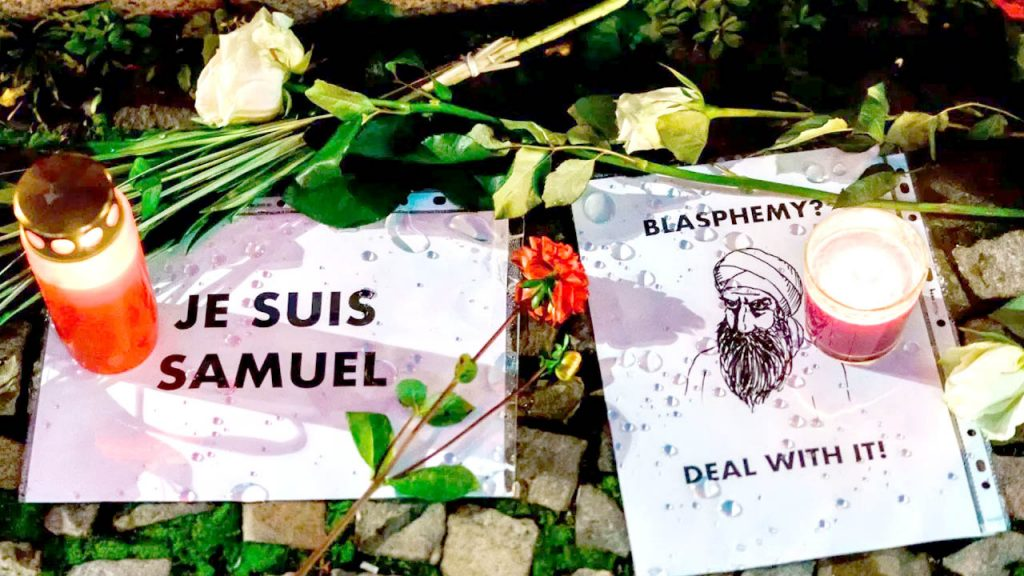 El profesor decapitado y las caricaturas de Mahoma