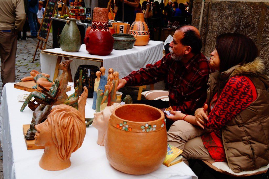 """""""Al rescate del barro"""": Ceramistas atacameños realizarán seminario virtual"""