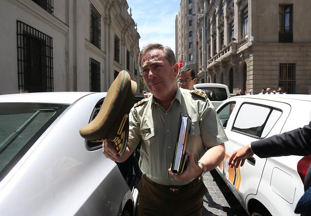 """General (R) de Carabineros Hermes Soto declara por caso Catrillanca e inculpa a funcionarios: """"Ocultaron información de vital importancia"""""""