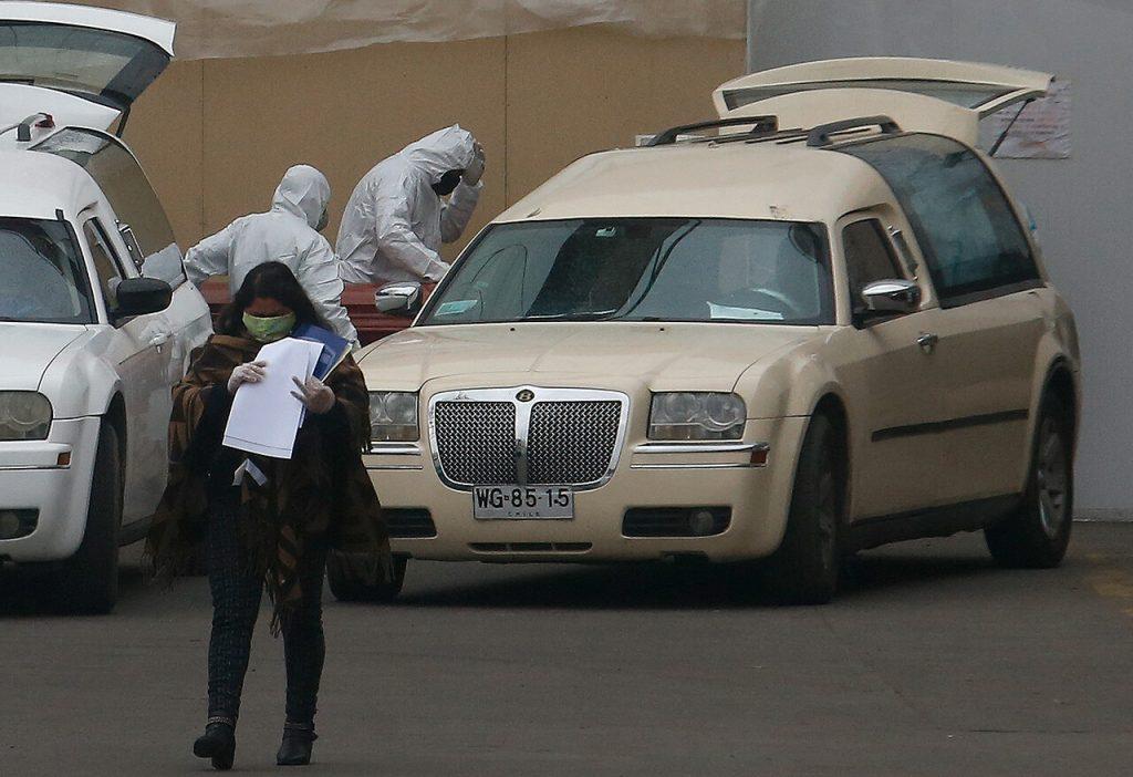 Minsal confirma en su reporte diario que Chile superó los 15.000 muertos por COVID-19