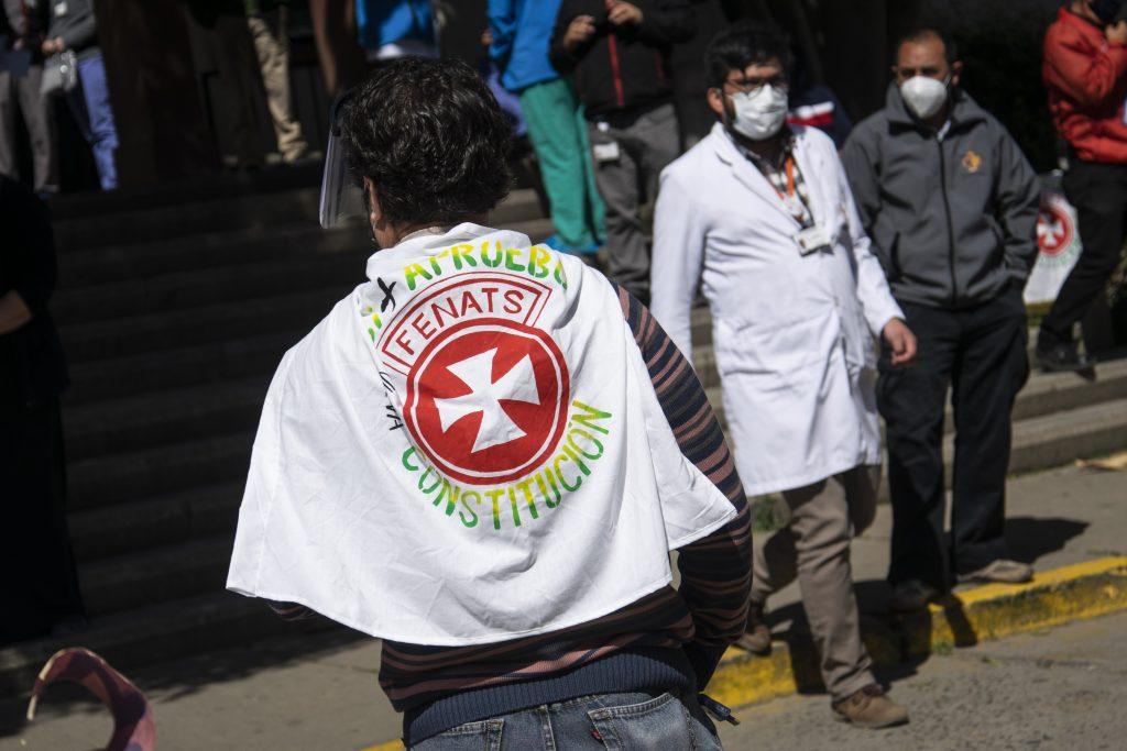 Fenats anuncia paro indefinido a partir de este lunes: Incluirá a más de 60 mil trabajadores