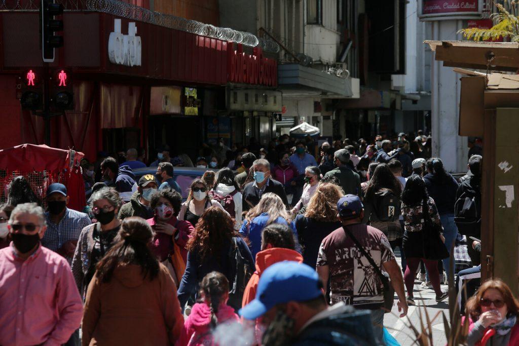 Reporte COVID-19: Los Ríos, Ñuble, Magallanes y Maule son las regiones con mayor aumento de casos