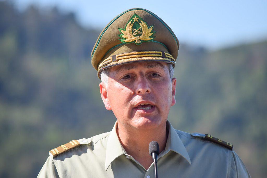 No va más: Piñera remueve a Rozas como general director de Carabineros tras baleo a menores del Sename