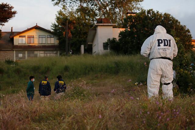 Carabinero que disparó a menores del Sename en Talcahuano queda en prisión preventiva