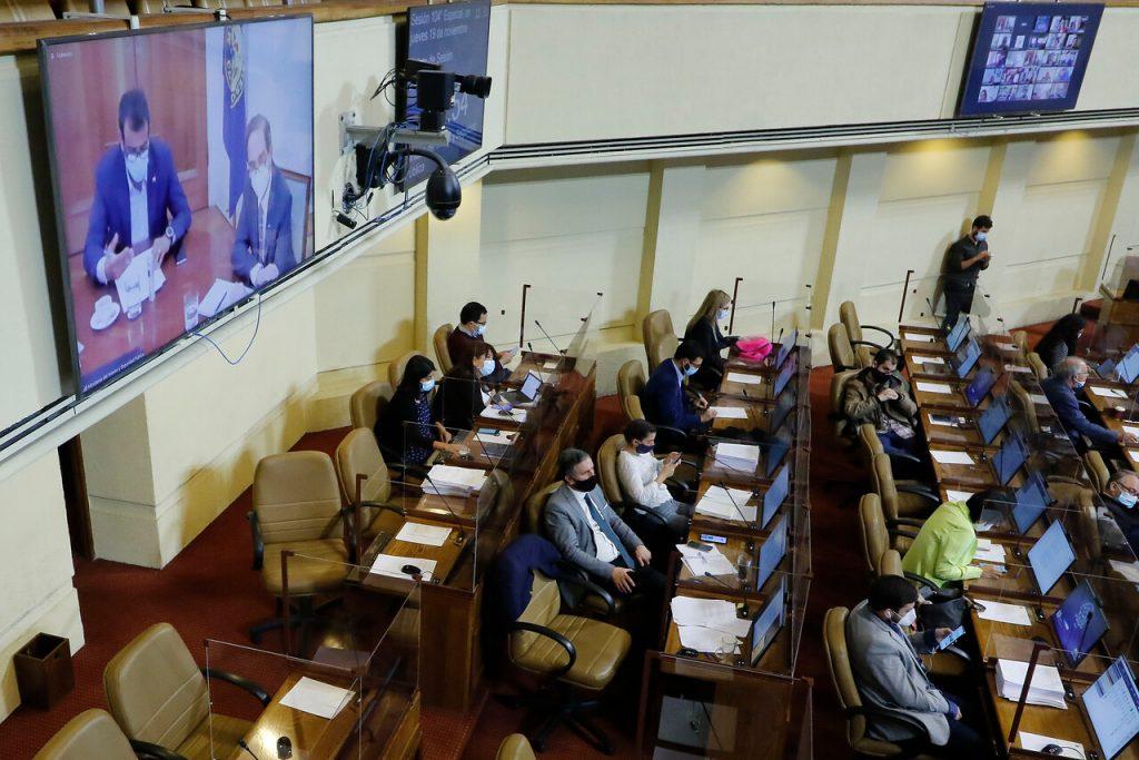 Sesión de Ley de Presupuesto se suspende súbitamente: Cámara acusa posible hackeo internacional