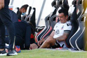 Esteban Paredes preocupa en Colo Colo: Se confirma fractura y podría ser operado