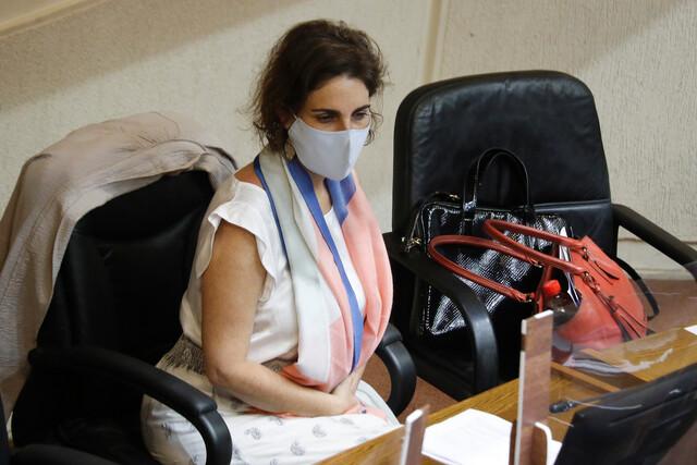 El argumento de la ministra Zaldívar para oponerse al retiro forzoso del 10% a deudores de pensión alimenticia