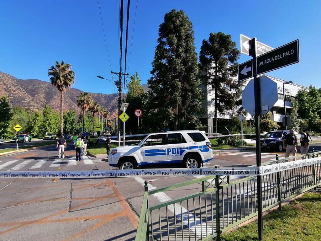 Sujeto que intentó robar el auto del ministro Briones fallece a causa de disparos de Carabineros