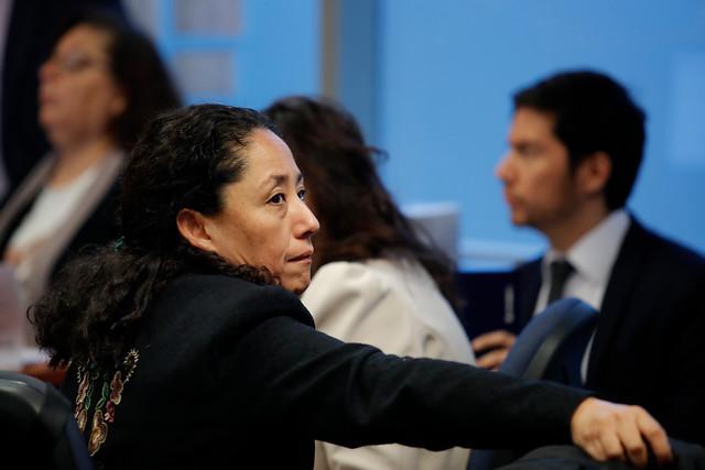 Amenazas a la fiscal Chong: Sólo uno de los formalizados quedó con prisión preventiva