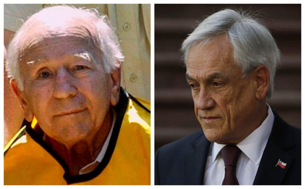 Amazon Prime: Los tuits borrados que recordaban que Piñera nombró ministro de Justicia a un cercano de Paul Schäfer