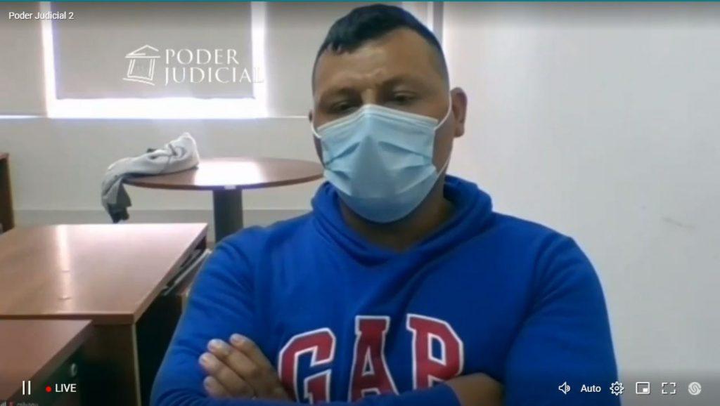 Revocan prisión preventiva de John Mograve, formalizado por disparar contra dos menores en centro de dependencia del Sename