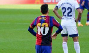 El sorpresivo homenaje que Lionel Messi rindió a Diego Maradona