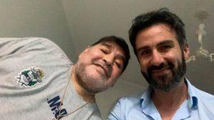 Médico de Diego Maradona niega responsabilidad en la muerte del ex futbolista