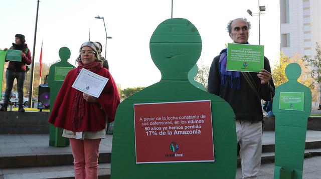 Lanzan campaña para que candidaturas parlamentarias se comprometan con la ratificación de Escazú