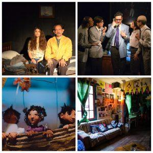 Parte 6to Festival de Teatro en Casa: 18 obras, 14 casas y 10 días para ver teatro en vivo en el Barrio Yungay