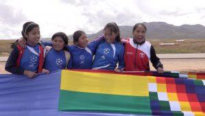 """""""Puerto escondido"""": Película de cineasta boliviana reflexiona sobre pérdida del mar"""