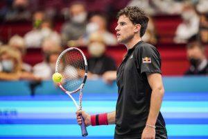Dominic Thiem no pudo ante el ruso Medvedev en la final del Torneo de Maestros