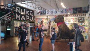 A cuadras del epicentro de todo: Museo del Estallido Social abre sus puertas al público