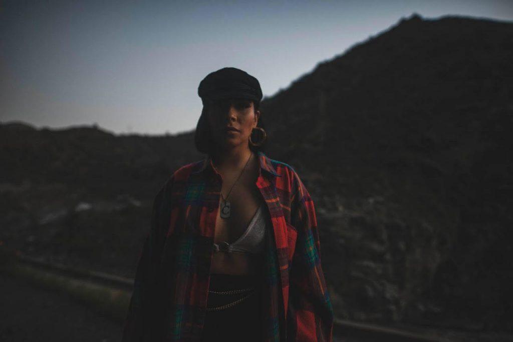 'Volando en la nube': Rap y feminismo marcan el renacer de Catana