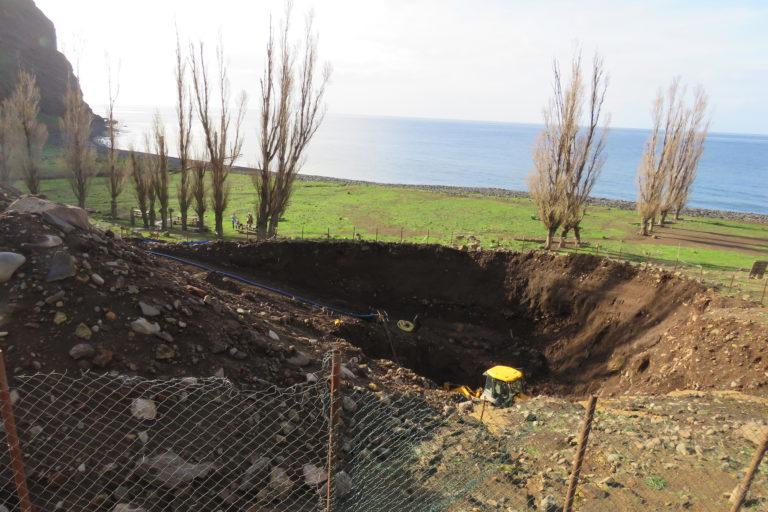 Cazatesoros en Chile: la polémica excavación para desenterrar un millonario botín en pleno parque nacional