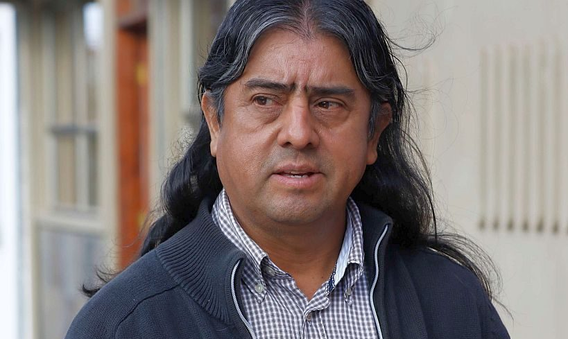 Aucán Huilcamán y su rechazo a los escaños reservados: «Nos encontramos redactando un estatuto de autodeterminación»