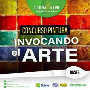 """Con premios en dinero, concurso de pintura """"Invocando el arte"""" intenta revitalizar la escena local"""