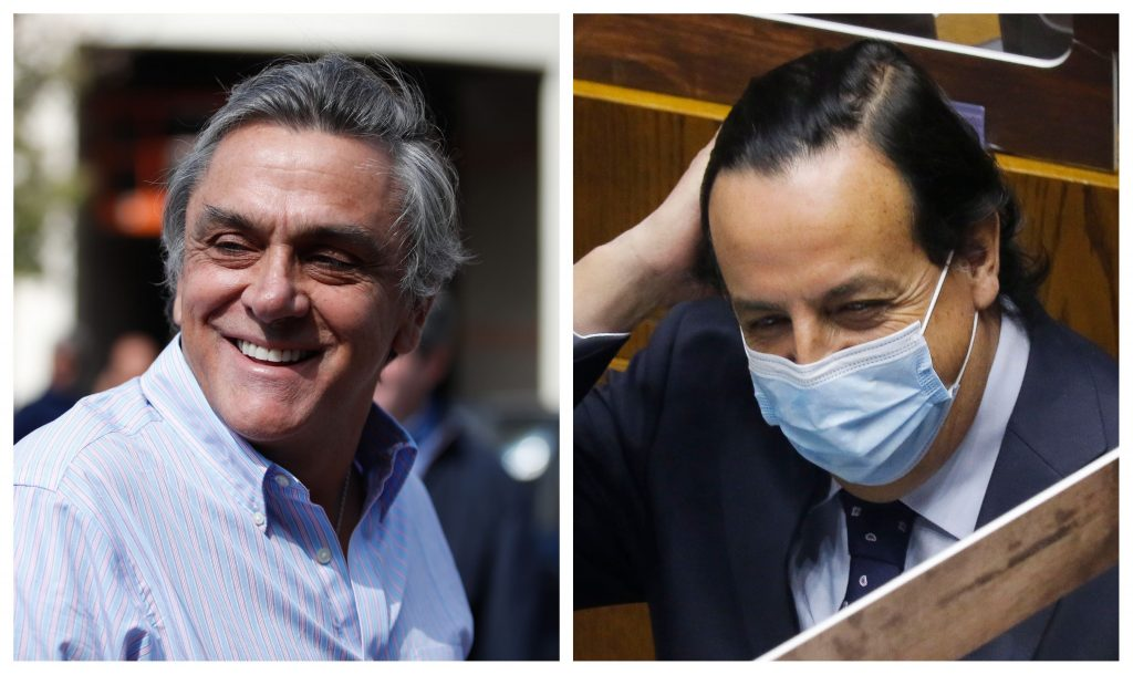 Tras fracaso de su acusación constitucional: Víctor Pérez reemplazará a Pablo Longueira e irá por la presidencia UDI