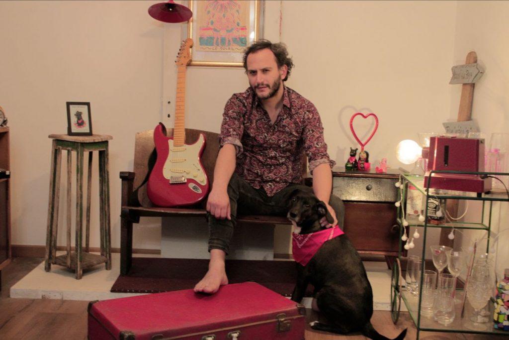 """Nico Rojo estrena el videoclip 'Primavera Línea': """"Todo homenaje queda chico frente a la epopeya de quienes saltaron los torniquetes"""""""