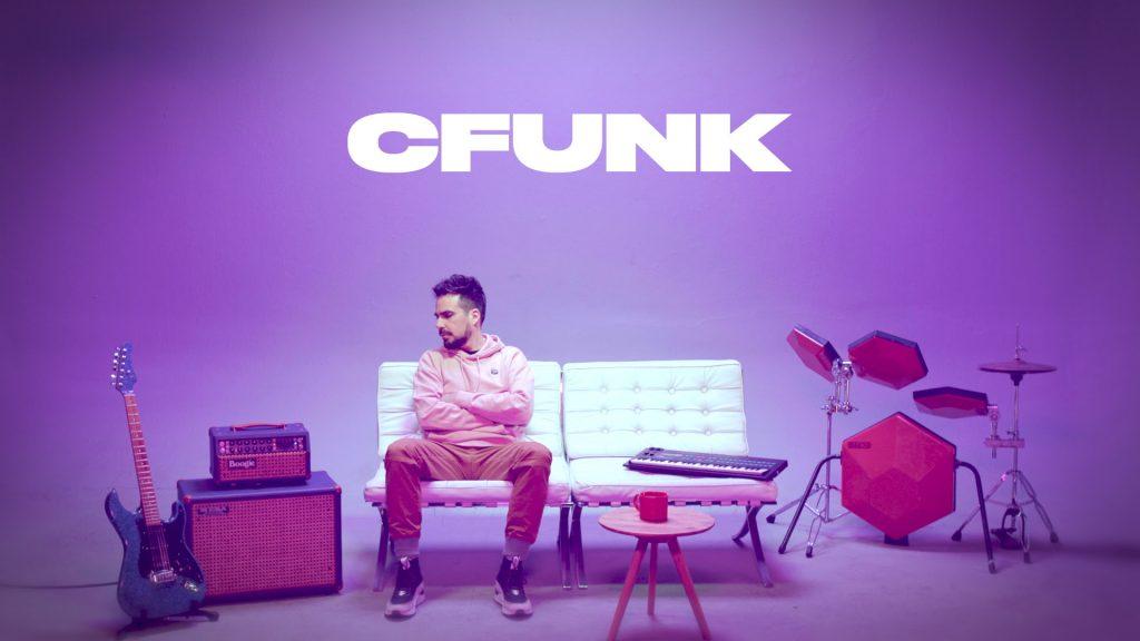 """C-Funk estrena el videclip de su single """"Poppin"""" creado en plena pandemia"""