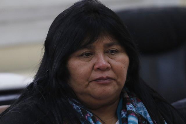 """Nuyado y declaración de ex GOPE en caso Catrillanca: """"Esto demuestra que el montaje llegó al más alto nivel de las autoridades"""""""