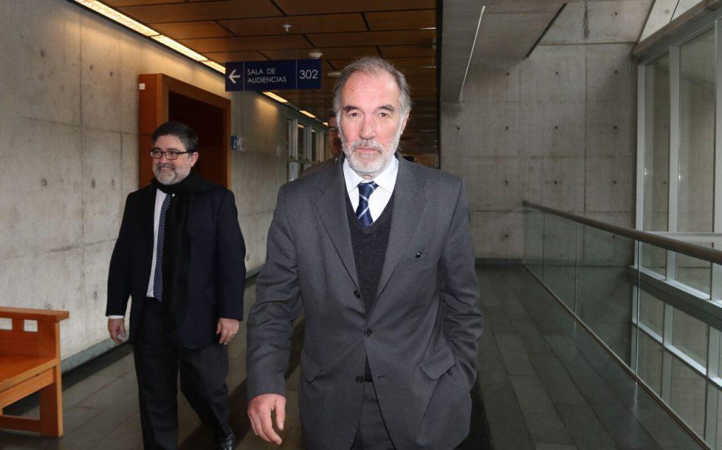 """Jaime Orpis busca evadir la cárcel con informe que aseguraría que """"no volverá a delinquir"""""""