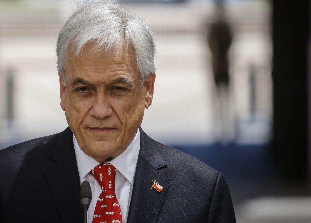 Desde el 18-O hasta hoy: Las más de 40 acciones judiciales presentadas contra Sebastián Piñera