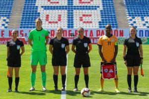 Partido amistoso entre la Roja Femenina y Zambia es suspendido tras cuatro casos de COVID-19