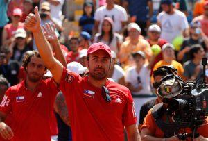 Nicolás Massú podría ampliar su palmarés: Es nominado por la ATP como el Mejor Entrenador 2020