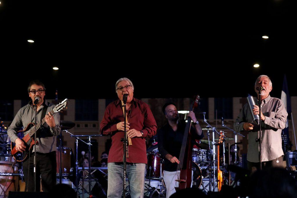 Inti Illimani realizará concierto online para despedir este año 2020