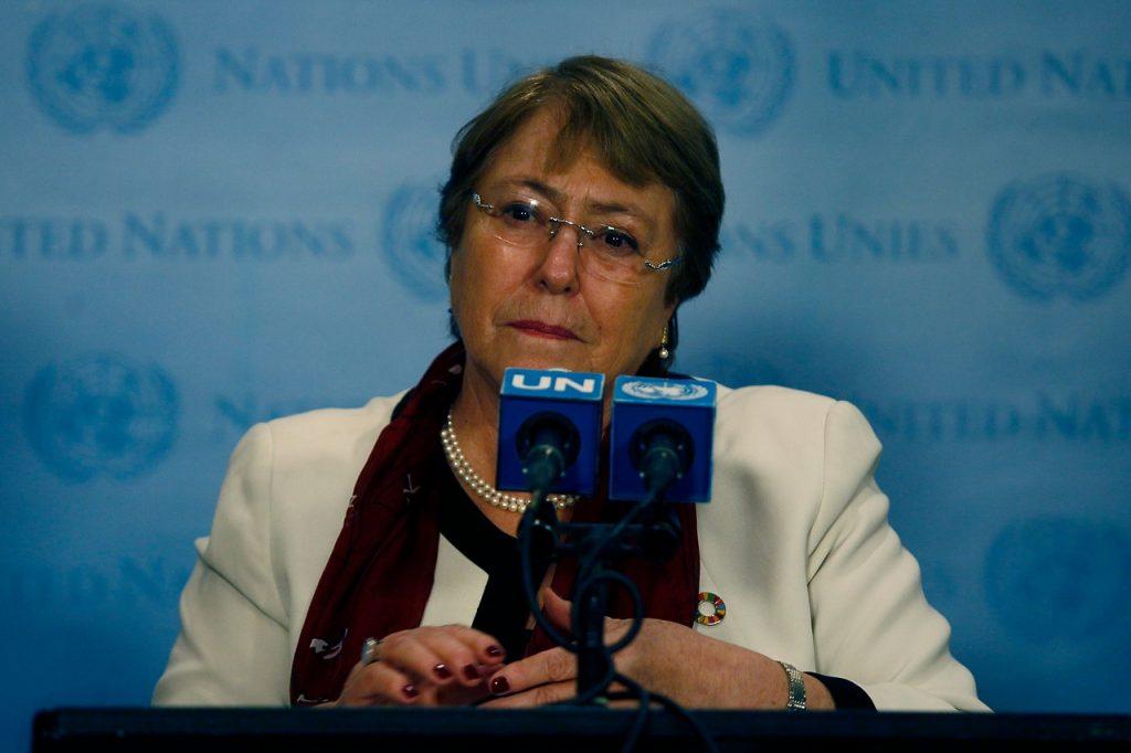 Bachelet alerta sobre creciente intento por socavar y deslegitimar las instituciones de DD.HH en América Latina