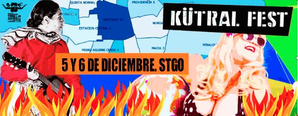 Kütral Fest: Camión itininerante llevará artes feministas a distintos puntos de Santiago