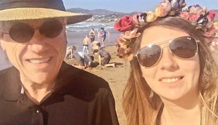$2,5 millones de multa le costó a Piñera su paseo sin mascarilla por la playa de Cachagua