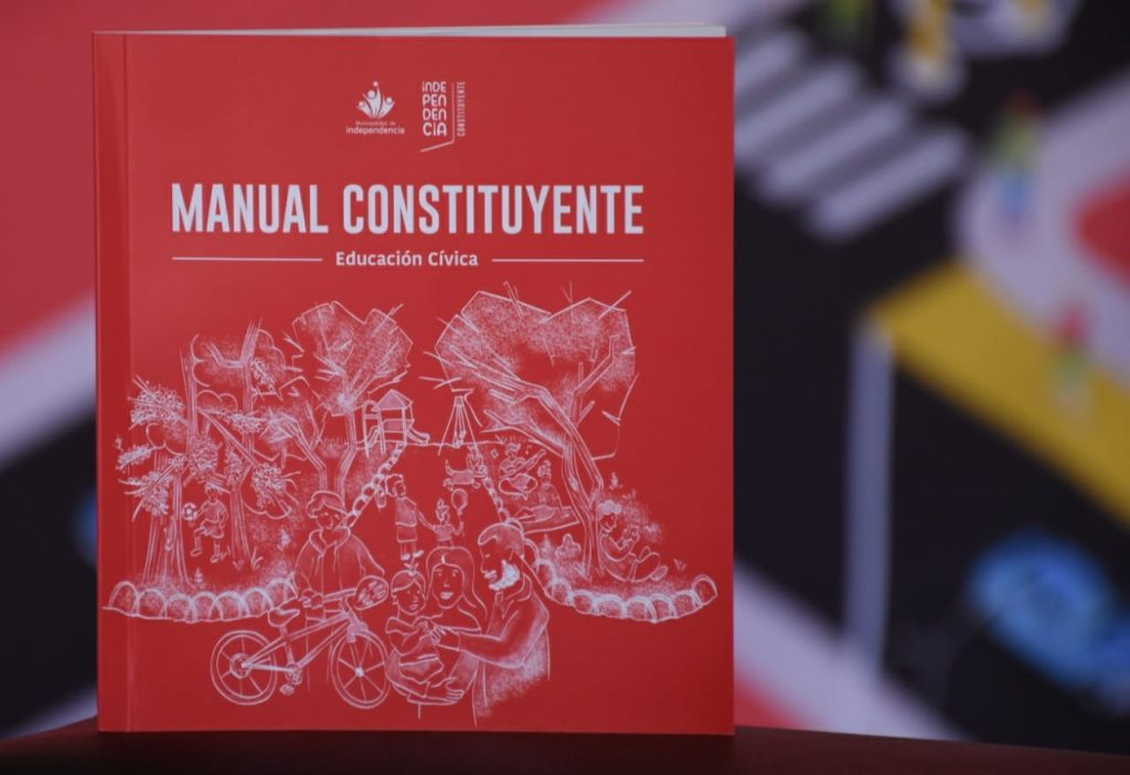 «Independencia Constituyente»: el poder al territorio