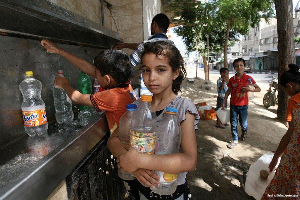 Opinión   El agua como fuente de colonización y ocupación