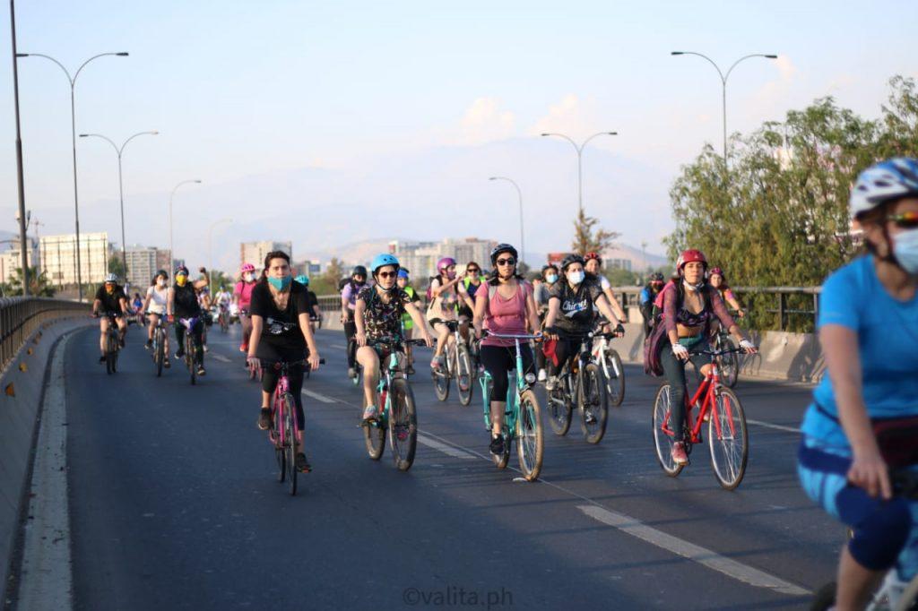 Revolución feminista en bicicleta: Ciclomarchas contra el acoso callejero y nuevas estrategias de acompañamiento