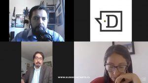 Revisa la entrevista a Juan Ignacio Latorre y Karinna Fernández sobre el proyecto de indulto a presos del estallido