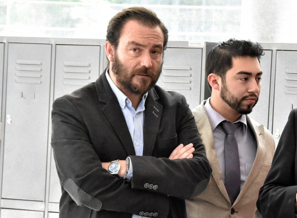 Operación Huracán: Rebajan medida cautelar de ex mayor Patricio Marín