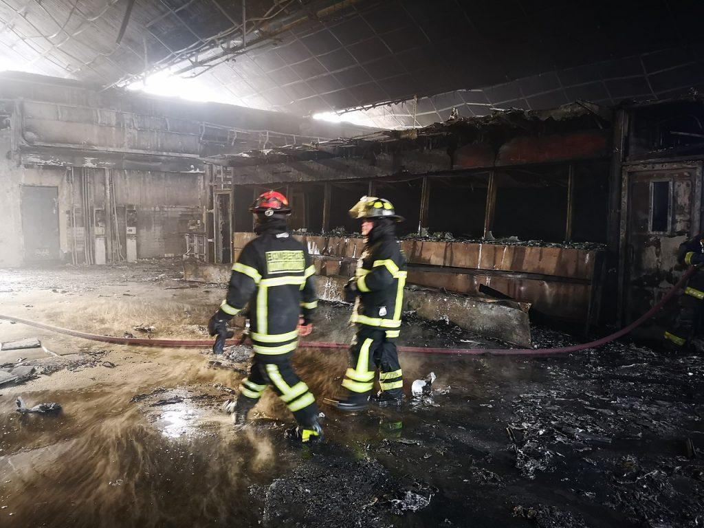 """Fiscal Guerra sobre imputados por incendio en Metro Pedrero: """"Se descarta cualquier teoría del montaje"""""""