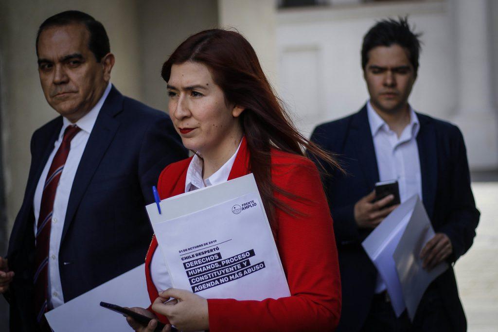 """Diputada Pérez y condena de Karen Rojo: """"No olvidaremos el tremendo daño que le hizo a la ciudad"""""""