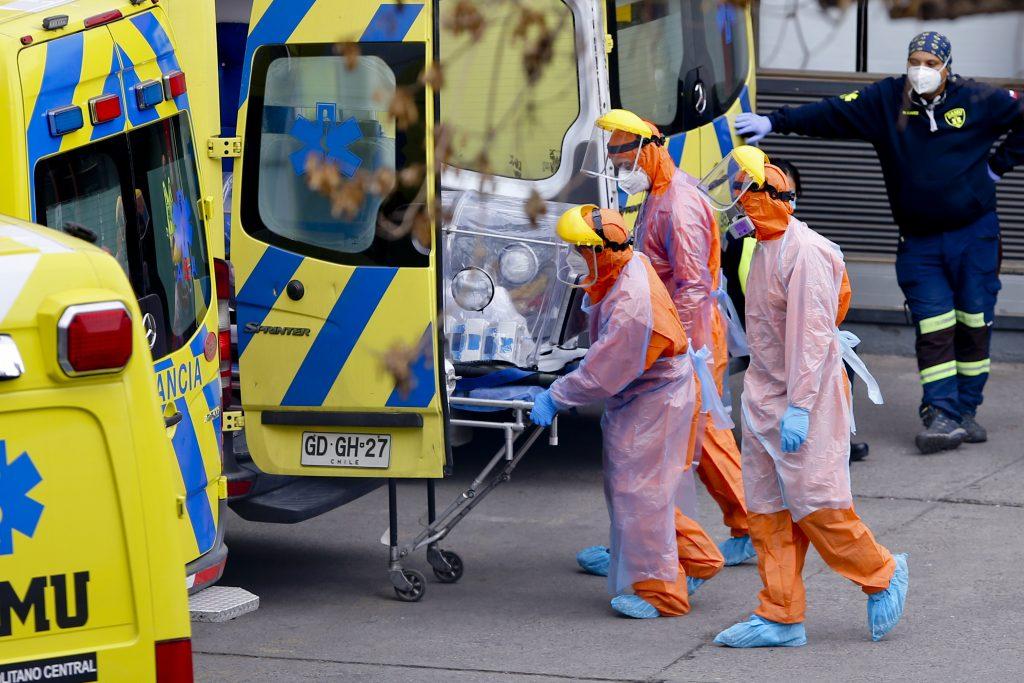 COVID-19: Chile supera los 18.000 fallecidos desde inicios de la pandemia