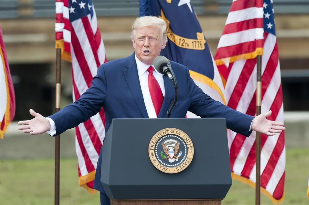"""¿Otro mensaje oculto? Donald Trump advierte que impeachment en su contra """"provocará mucho enfado"""""""
