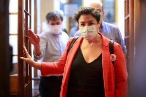 """Presidente de Comunes y candidatura presidencial de Beatriz Sánchez: """"No está disponible"""""""